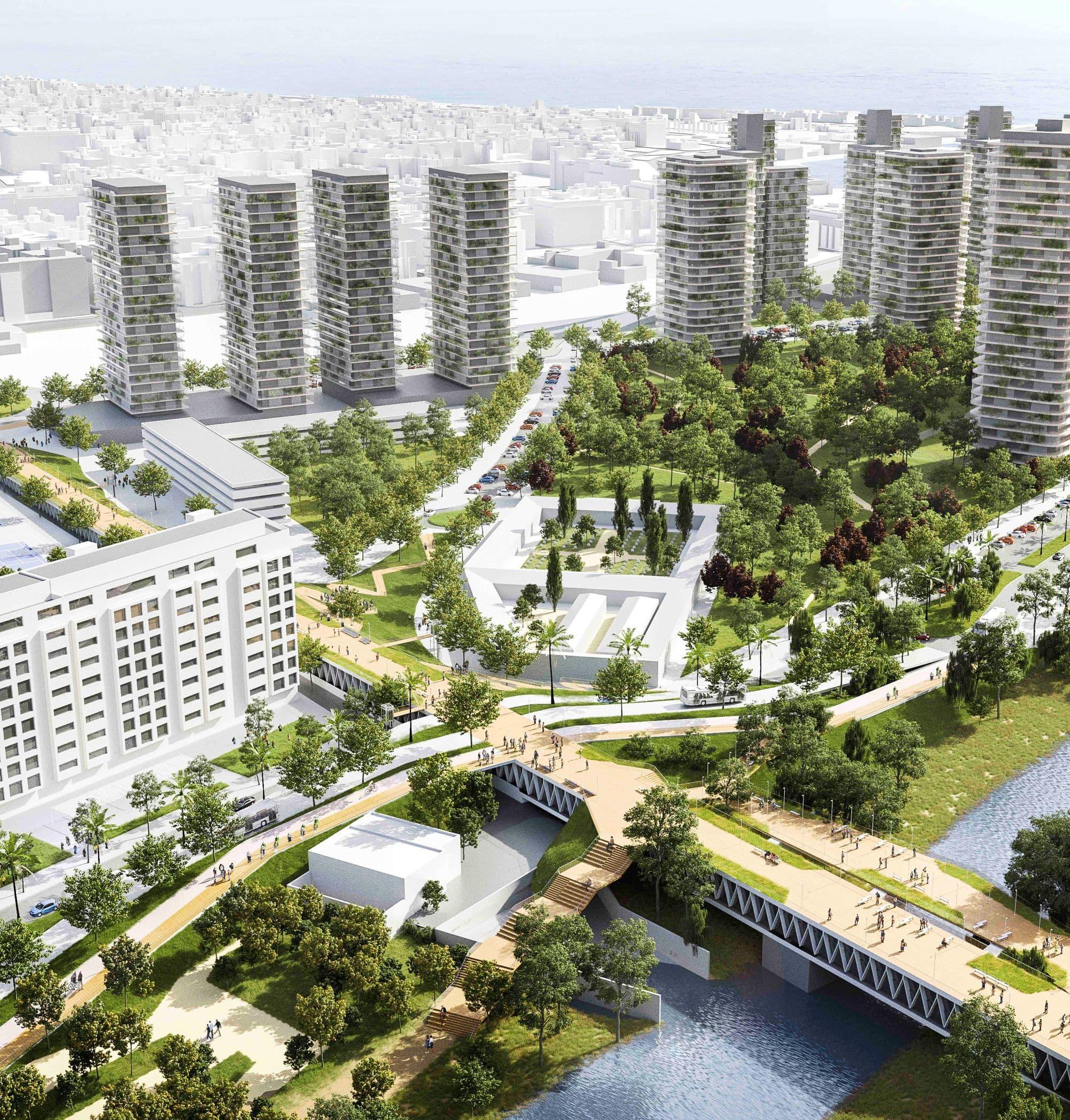 Major Urban Redevelopment