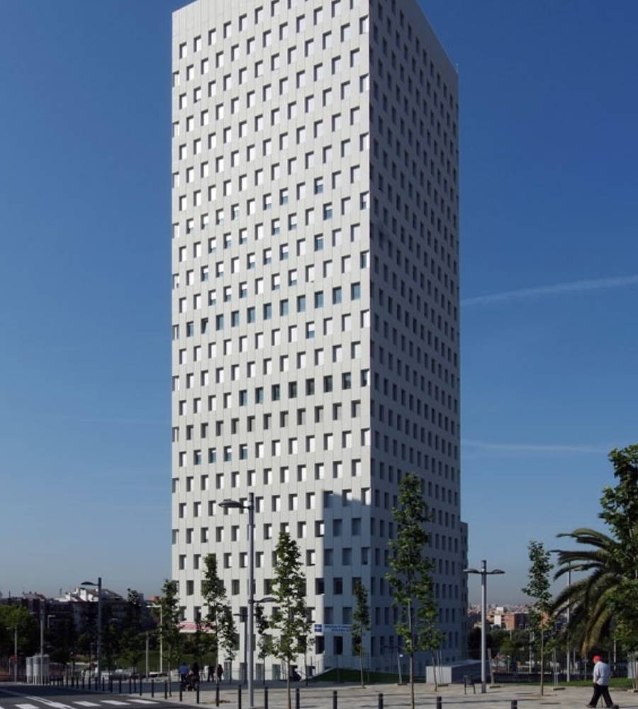 Cubics Residential Tower